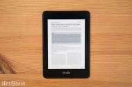 Das DIN A4 PDF-Dokument ist dank Retina-Display trotzdem ablesbar