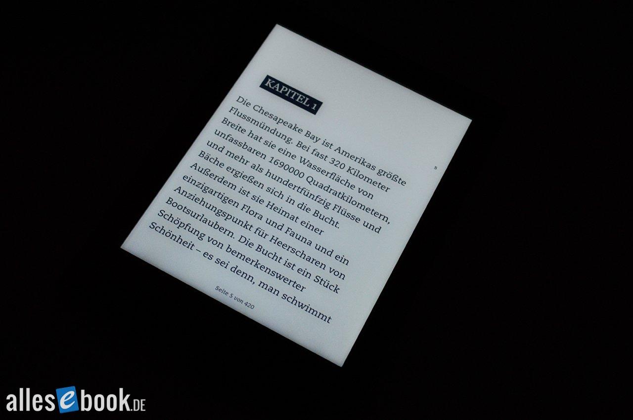 Alle Infos zum Kobo Aura H2O – ALLESebook de