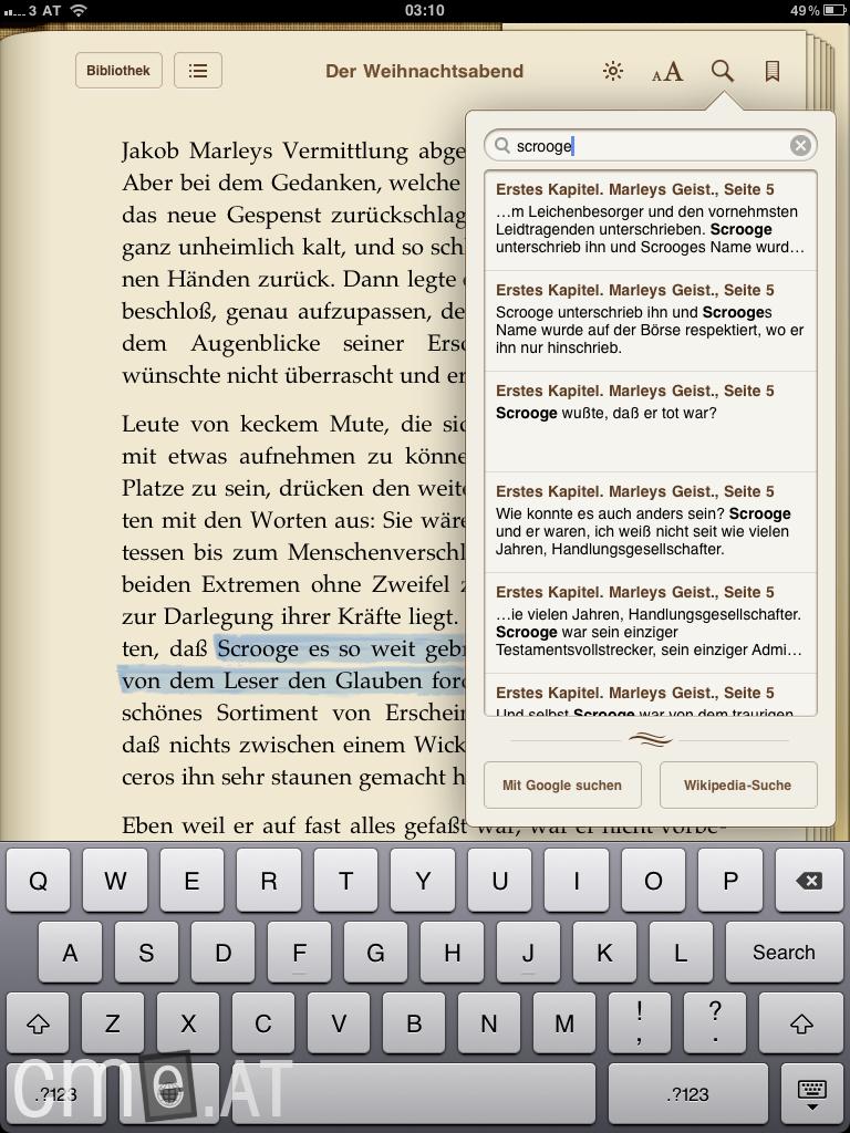 TEST: Apple iPad 2 – Allrounder als eBook Reader – ALLESebook.de