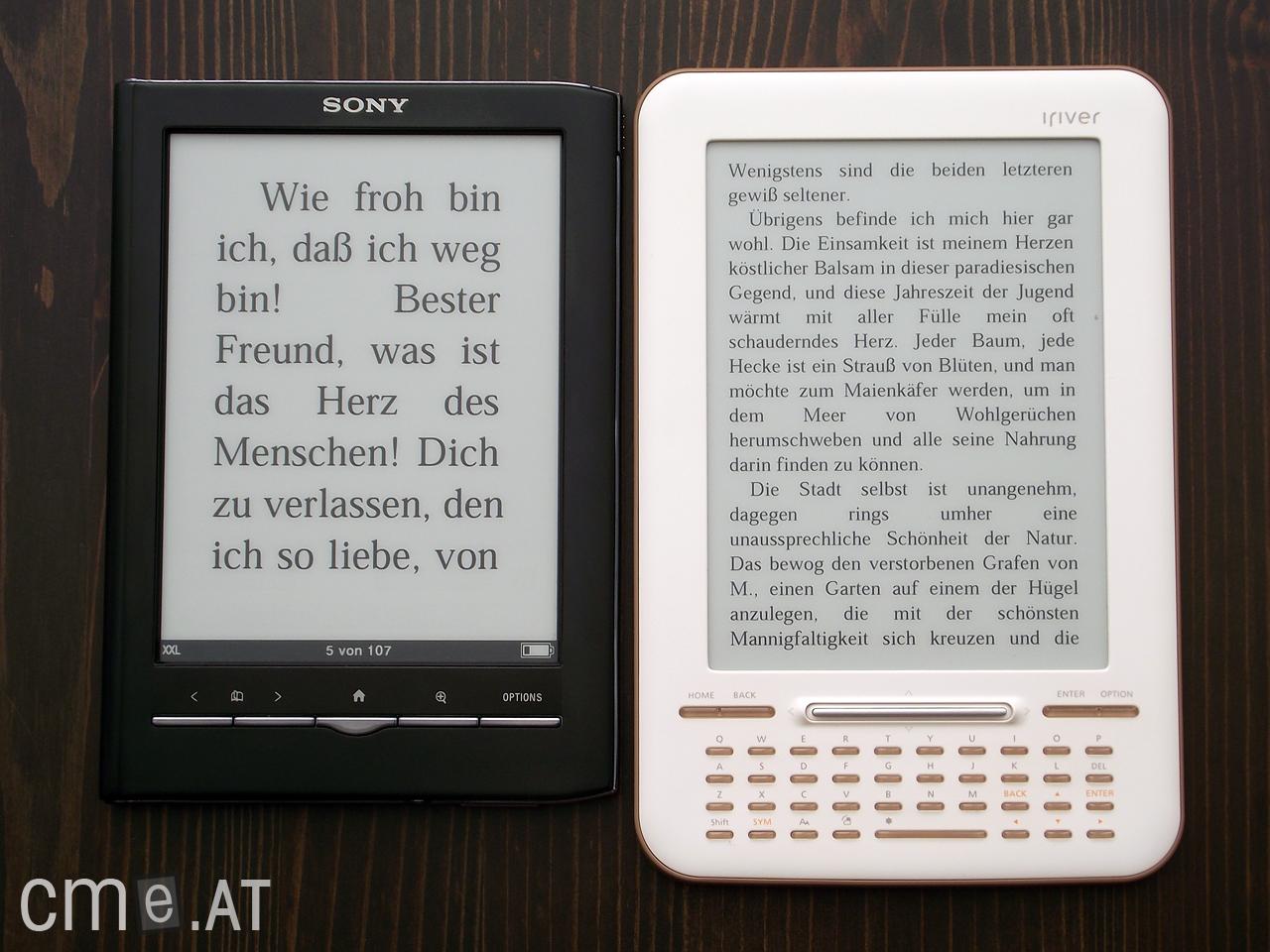 Sony Ebook Er Inhalte- Fehlgeschlagen