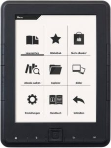 eBook Reader 4Ink (Trekstor Pyrus)