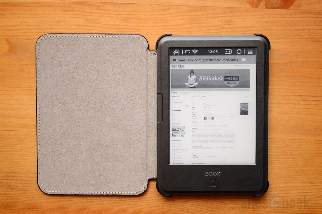 Wie funktioniert ebook reader