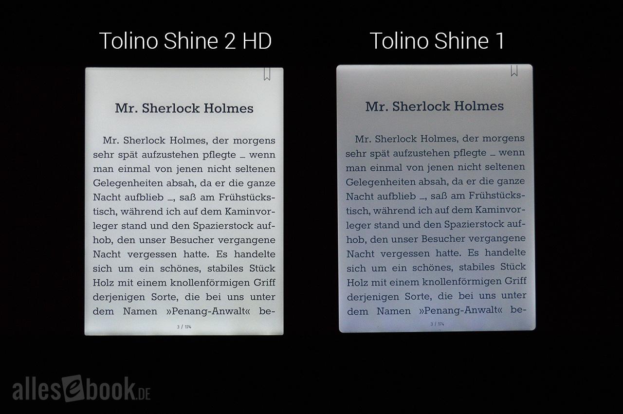 tolino shine wörterbuch