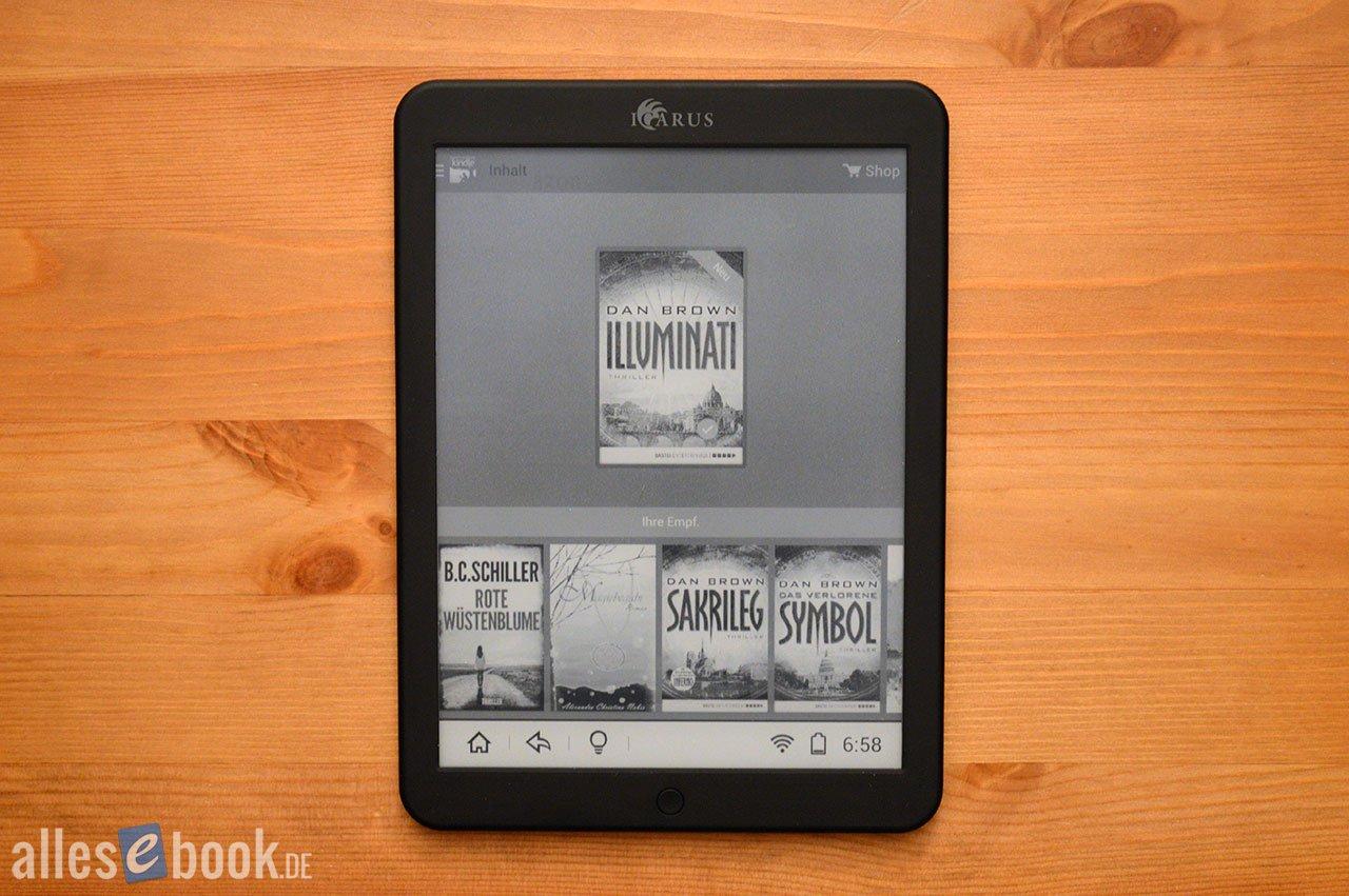 kindle ebooks auf tolino kobo co lesen. Black Bedroom Furniture Sets. Home Design Ideas