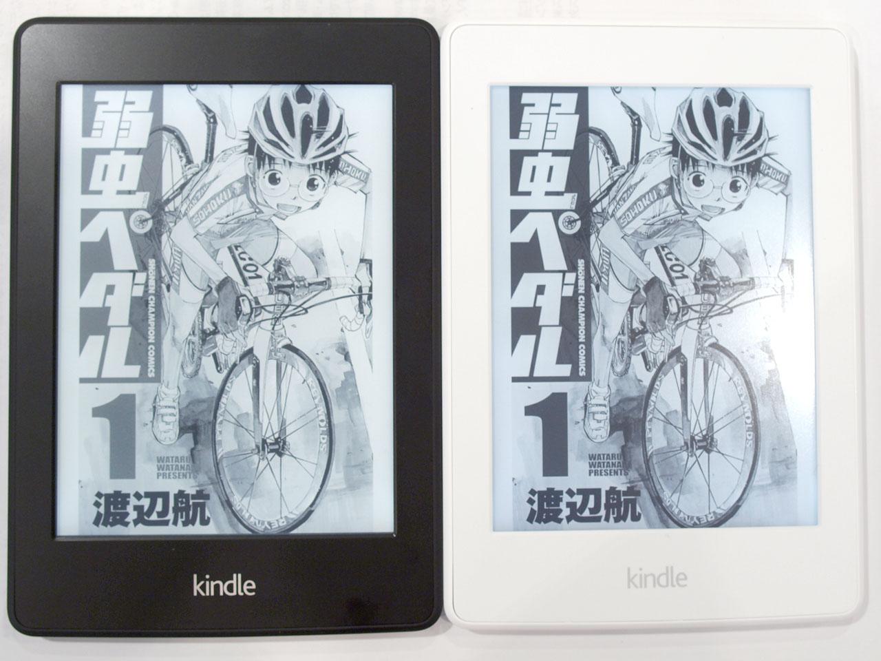 Kindle Paperwhite 32 GB Manga-Modell in Japan erhältlich