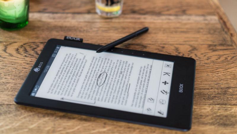 Ebook Reader Mit Beleuchtung   Icarus Illumina Pro 9 7 Zoll Ereader Mit Eingebauter Beleuchtung