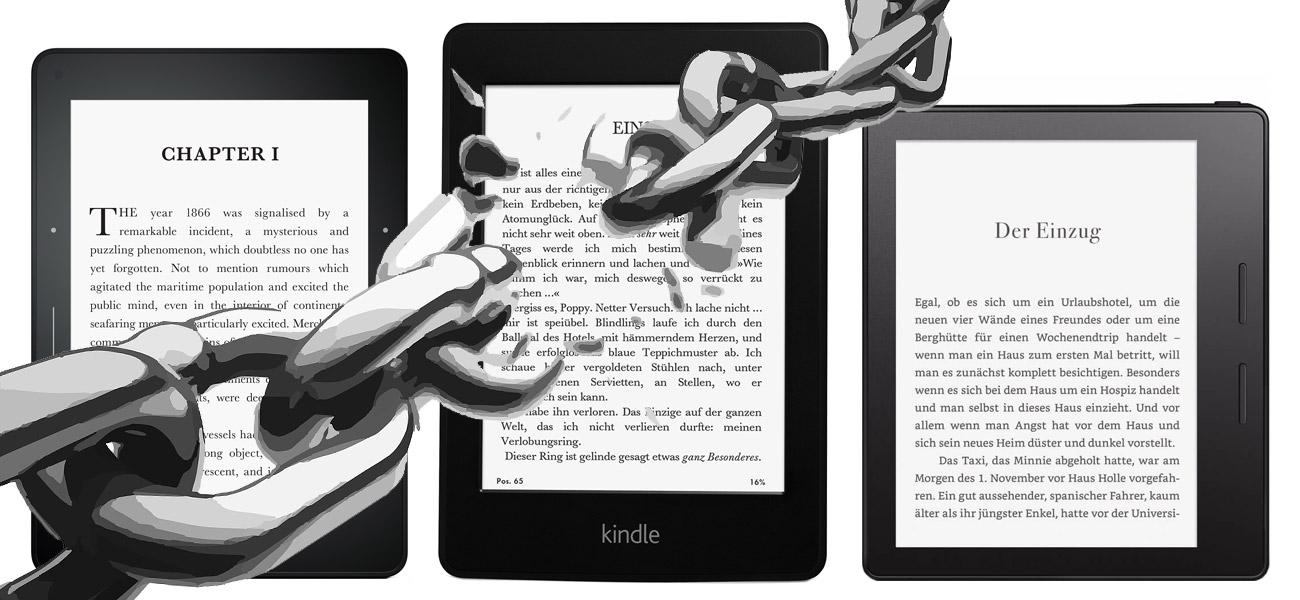 Kindle Jailbreak – ALLESebook de