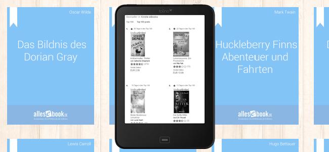Tolino Bücher Kaufen Amazon