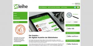 Onleihe Webseite