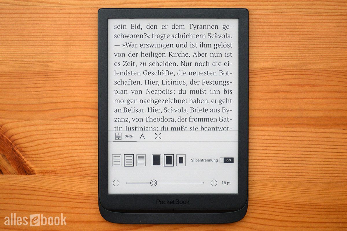 Alle Infos Zum Pocketbook Inkpad 3 Allesebookde